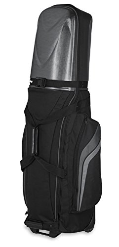 Bag Boy Golf T-10 Hard Top Travel Cover (Black/Charcoal, )
