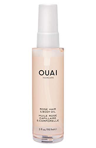 OUAI Rose Hair & Body Oil - 3 oz.