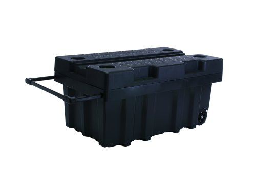 J. Terence Thompson 2962-1B Mobile King Kong 39-3/4-by-24-by-19-1/4-Inch Job Box (Large Truck Bed Tool Box compare prices)