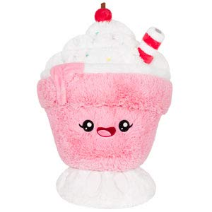 Squishable Comfort Food Strawberry Milkshake 15