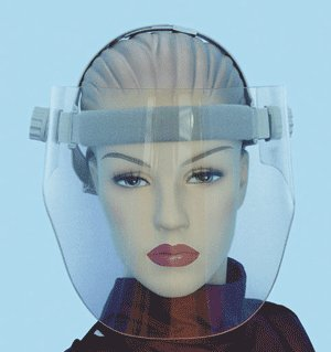 X-ray Radiation Protection Mask , 0.1mm Pb , Style D