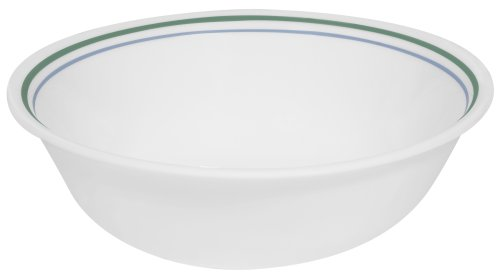 Livingware 18 oz. Country Cottage Soup/Cereal Bowl [Set of 6]