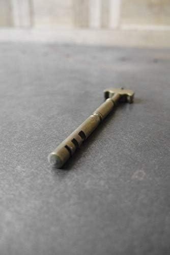 アンティーク フランス Tool H 工具 メタル インダストリアル
