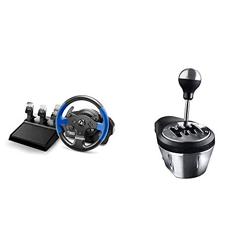 Paquete Thrustmaster T150 Pro y TH8A (PS5, PS4 y Windows)