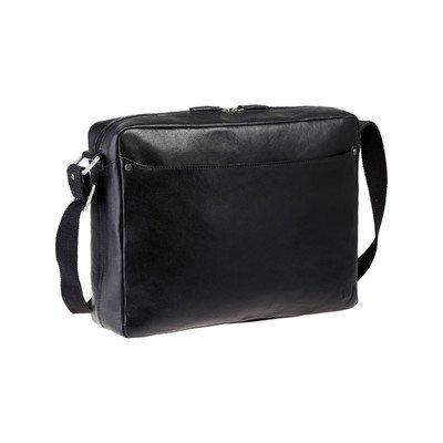 Hopkins Messenger Bag Color: Black