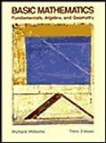 Basic Math, Williams, Richard W., 0673464784