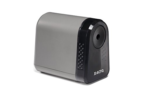 X-ACTO Mighty Mite Electric Pencil Sharpener, Gray for sale  Delivered anywhere in USA