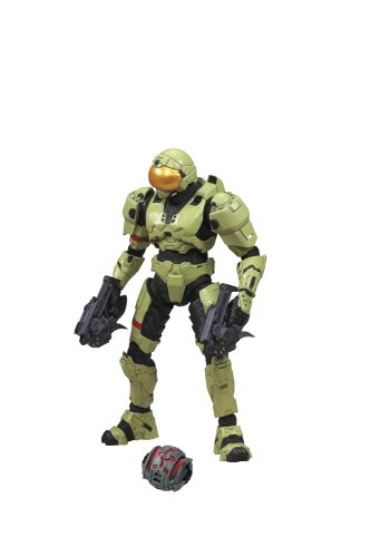 McFarlane Halo 2009 Wave 1 Spartan Soldier Security