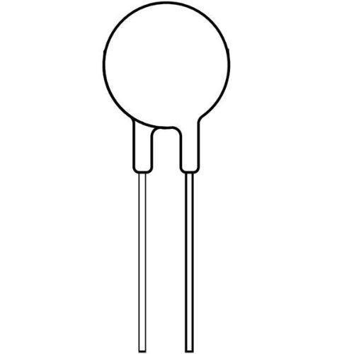5 pieces Varistors Varistor S10K385E2