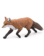 Papo Wild Animal Kingdom Figure, Fox