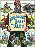 American Tall Tales, Mary Pope Osborne, 0679900896