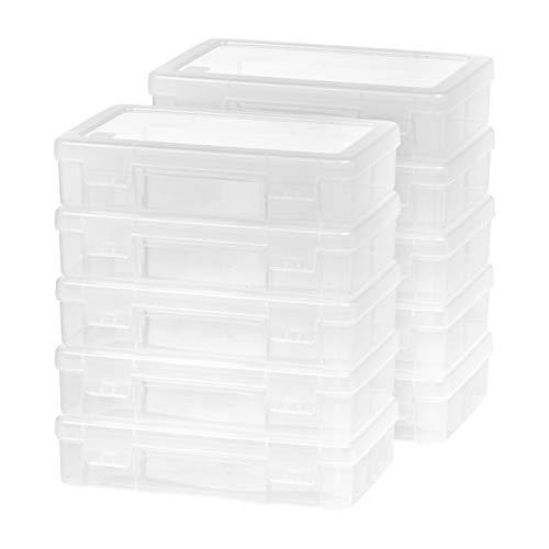 IRIS Medium Modular Supply Case, 10 Pack