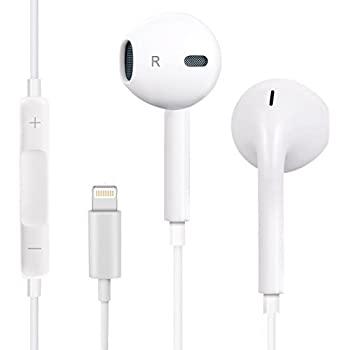 Amazon.com: Apple Apple EarPods with Lightning Connector