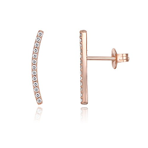 14k Cuff Earrings - 1