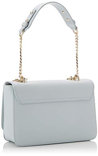 Blu Borsa Cm Tracolla Donna X w indigo Versace A L 7x15x24 H Bag Jeans Uwgfq71