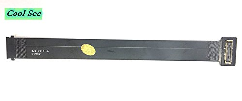 Cool-See (923-00518) New Touchpad Trackpad Ribbon Flex Cable Replacement 821-00184-A For MacBook Pro Retina 13