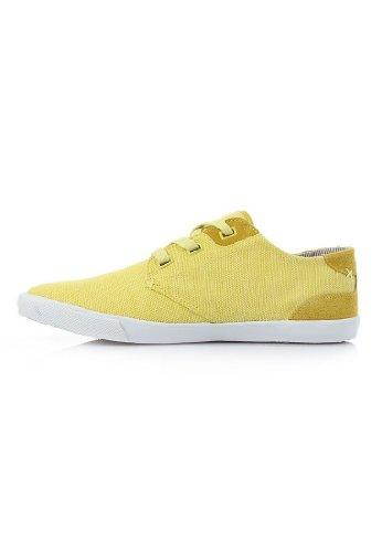 Boxfresh - Zapatillas para hombre amarillo amarillo