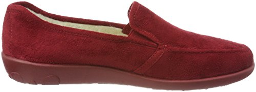 43 Medoc Rouge Femme Chaussons 17 Rohde 2224 fPqwgZX8