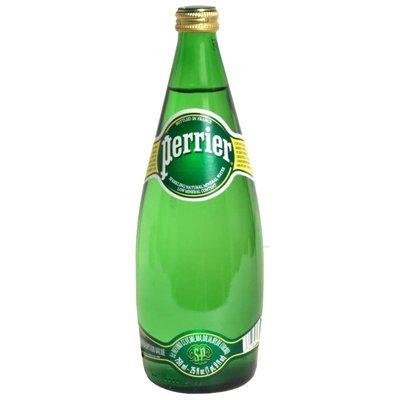 (Perrier Perrier Plain Sparkling Water, 25 Fl Oz, Pack Of 12)