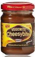 - Kraft Vegemite Cheesybite 270g