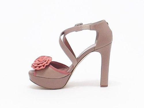 Set Beige Twin Fashion Women's Sandals dPPYx