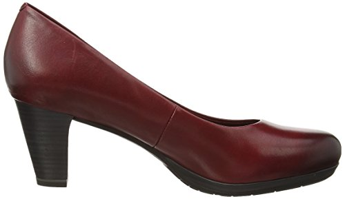 Women's 22404 Rot 501 Pumps Tamaris Scarlet Red xSn77w