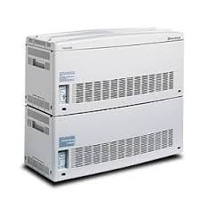 Toshiba Strata CIX670 CIX CTX670 CTX CHSUE672A system BASE and EXPANSION Cabinet / controller with power supply and wall mount bracket, Manufacturer Refurbished in 100% LIKE NEW CONDITION, plus a TWO YEAR WARRANTY (Toshiba Bracket)