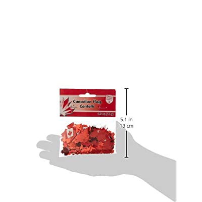 Amscan 36650 Party Supplies, 1.5 oz, red/white: Kitchen & Dining