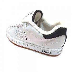 Etnies ETNIES Calli-Perf White Black Gum taille 36, Damen Sneaker