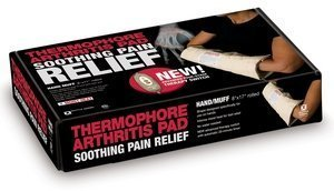 Heating Pad Thermophore Arthritis Hand-Muff 8 x 17 rolled -