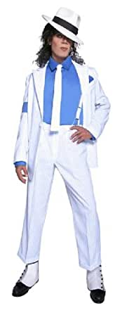 Michael Jackson Smooth Criminal Costume Size: Medium