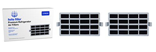 Whirlpool W10311524 AIR1 Refrigerator Compatible Air Filter - Whirlpool AIR 1 - 2 Pack