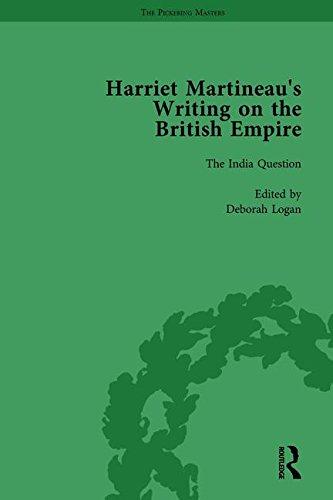 Harriet Martineau's Writing on the British Empire, vol 5 (Volume 1)