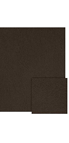 8 1/2 x 11 Cardstock - Wood Grain Teak (50 Qty.) (Stock Teak)
