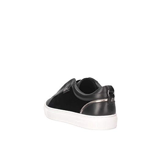 Lagerfeld Uomo Kl51015 Nero Sneakers Karl 001 dwxI7qdv