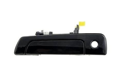 Depo 333-50010-121 Jeep Wrangler Front Passenger Side Replacement Exterior Door Handle