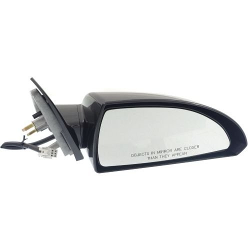 Make Auto Parts Manufacturing Passenger Side Mirror Power Operated Non-Heated Non-folding Paint to Match Without Defogger For Chevrolet Impala 2006-2013 - GM1321306