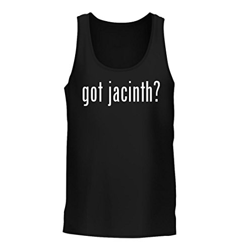 Coudray Jacinthe Rose (got jacinth? - A Nice Men's Tank Top, Black, Large)