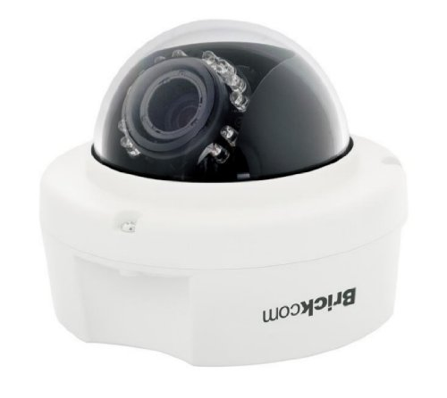 Brickcom Fixed Dome Network Camera (FD-100AE)
