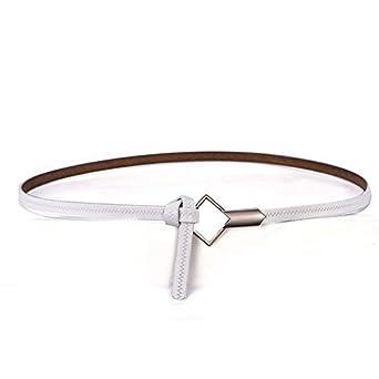 BOLAWOO-77 Cinturón Para Mujer Con Falda Decoración De Cuero ...