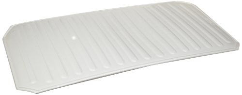 SPG-AM1836P-AMCO-Plastic-Snap-On-Solid-Shelf-Cover-1-12-lbs-Capacity-36-Length-18-Width-NSF-Approved