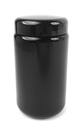 MIRON Violettglas Ultraviolet Storage Container, Airtight Smell Proof, Screw Top Jar, 400 ()
