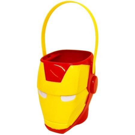 Iron Man Halloween Candy Pail -
