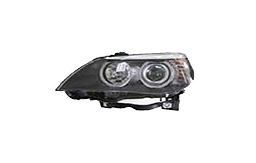 Depo 344-1126L-AS2 Headlight Assembly (BMW 5 SERIES 08-10 ASSEMBLY HALOGEN DRIVER SIDE)