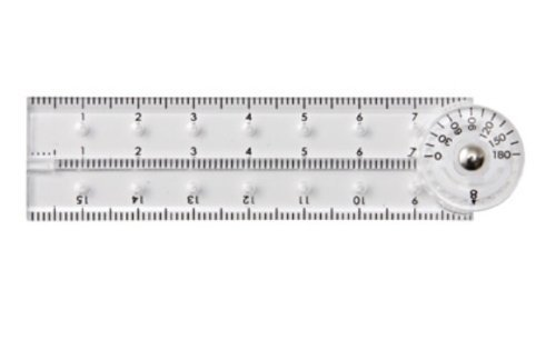 MUJI Ruler 15cm MoMA COLLECTION product image