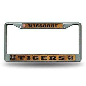 - NCAA Missouri Tigers Chrome Plate Frame