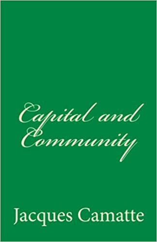 Book Capital and Community by Jacques Camatte (2011-10-17)