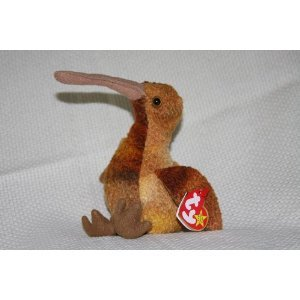 Buy TY Beanie Babies Beak the Kiwi Bird Stuffed Animal Plush Toy - 6 inches  tall Online at Low Prices in India - Amazon.in c1694753833