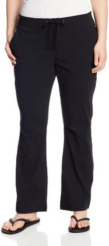 Columbia Women's Plus-Size Anytime Outdoor Boot Cut Pant