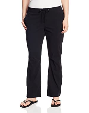 Women's Plus Size Anytime Outdoor Boot Cut Pant